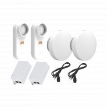 C5xptpkit1 Mimosa Networks Kit De 2 Radios C5X Con 2 Antenas
