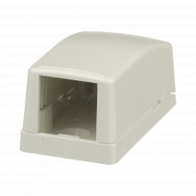 Cbx1iwa Panduit Caja De Montaje En Superficie Para 1 Modulo