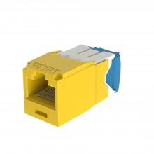 Cj6x88tgyl Panduit Conector Jack RJ45 Estilo TG Mini-Com C