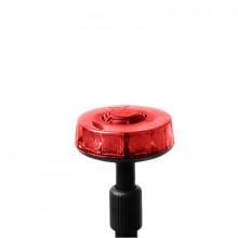 Co400r Federal Signal Luz Telescopica Trasera Roja Con Masti