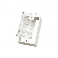 Ct4box02 Siemon Caja De Montaje Superficial Para Placas De