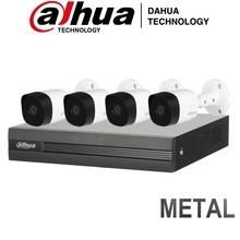 DAD1340035 DAHUA DVRS DAHUA COOPER XVR1A044B2A11 - Kit de 4