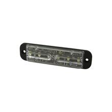 Ed3702br Ecco Luz Direccional Ultra Delgada De Alto Brillo r