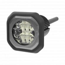 Ed9040aw Ecco Lampara Oculta De LED De Bajo Perfil Color Amb