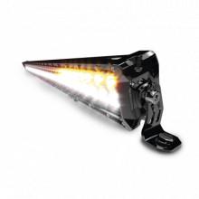 EW3420 Ecco Barra de luz LED clara/ ambar 12-24 Vcd 1260