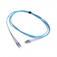 Fj2lclc5l01aq Siemon Jumper De Fibra Optica Multimodo 50/125