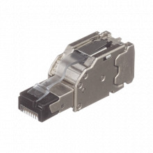 Fps6x88mtgx Panduit Plug RJ45 Blindado Instalacion Recta T