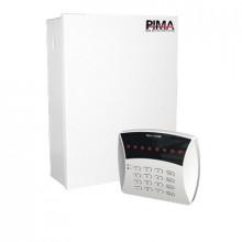 H6rxn406k Pima Kit De Alarma De 6 Zonas Y Teclado LED 6 Zona