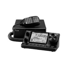 Ic710002 Icom Radio Movil Multimodo Tribanda HF/VHF/UHF Pan