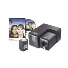 Ink1000kit Hid KIT De Impresora De Tarjetas Inyeccion De Tin