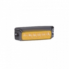 Ipx600ba Federal Signal Luz Auxiliar De 6 LED Flasher Integ