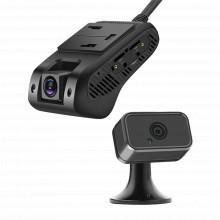 Jc400 Concox Camara Dual 4GWIFI 1080P Boton De Panico Ac