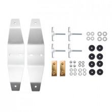 JMPK Federal Signal Kit de montaje permanente para Mini Jet