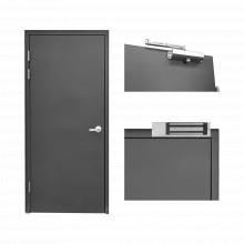 Kitcieg4b Accesspro Kit De Puerta Ciega Nivel IV Fusil De A