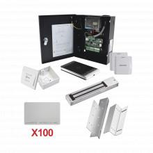 Kittarjeta01 Hikvision Kit De Control De Acceso Con TARJETA