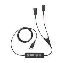 Link265 Jabra Jabra Link 265 USB/QD Cable De Entrenamiento