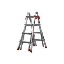 Little Giant Ladder Systems Velocitym17ia Escalera Multi-Pos