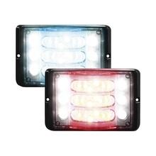M180lmcrb Code 3 Luz Direccional De 3 Niveles Rojo/claro Amb