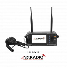 M5kit Telo Systems KIT Radio PoC Licencia NXRADIO Incluye