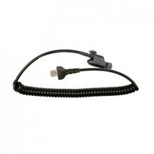 Mc2123 Pryme Cables De Reemplazo Para Microfonos SPM-1100 Y