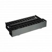 Ncmh2 Panduit Organizador De Cables Horizontal NetManager D