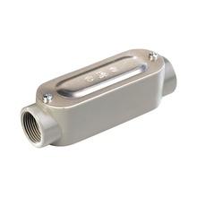 Oc2989c Rawelt Caja Condulet Tipo C De 1/2 12.7 Mm Incluye