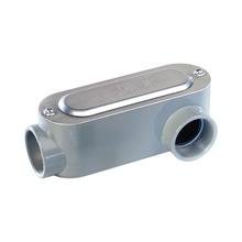 Oll0089c Rawelt Caja Condulet Tipo LL De 3/4 19.05 Mm Incl