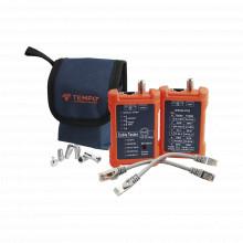 Pa1594 Tempo Tester Profesional Para Mapeo De Cables De Red/