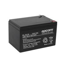 Pl1212 Epcom Powerline Bateria Con Tecnologia AGM/VRLA 12 V