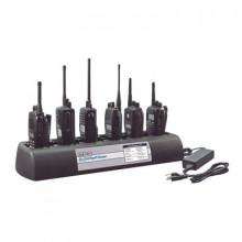 Pp6cksc25 Power Products Multicargador Rapido De Escritorio