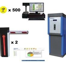 PPS384038 PARKTRON PARKTRON PARKPAQ - Paquete de solucion de