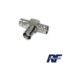 Rfb1131 Rf Industriesltd Adaptador Triple En T Para 50 Ohm