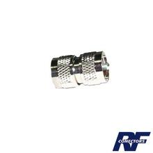 Rfu538 Rf Industriesltd Adaptador Barril De Conector UHF M