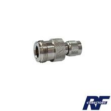 Rfu620 Rf Industriesltd Adaptador De Conector Mini-UHF Mach