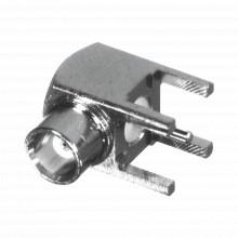 Rmx83001 Rf Industriesltd Conector MCX Hembra En Angulo Rec