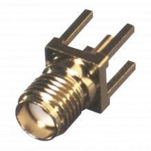 Rsa335021 Rf Industriesltd Conector SMA Hembra De Montaje V