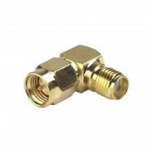 Rsa34021 Rf Industriesltd Adaptador En Angulo Recto De Con