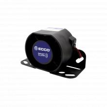 Sa914n Ecco Alarma De Reversa Inteligente 12-24 V 87-112 D