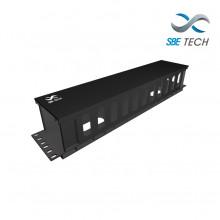 SBT1590006 SBE TECH SBETECH SBE-OH2UR - Organizador de cable