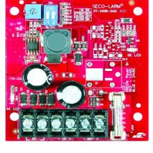 SEC1220002 Seco Larm SEC ST24062AQ - Fuente de Poder con Ca