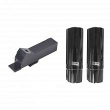 Sfe50k Sfire Detector De Rayo Fotoelectrico Con Mira / 3 Ray