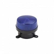 SFSTRB Sfire Mini estrobo color azul con montaje de pestana