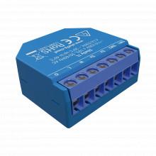 Shelly1l Allterco Robotics Eood Relevador SIN Usar Cable Neu