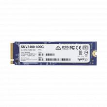 Snv3400400g Synology SSD 400GB NVMe M.2 2280 Disenada Para