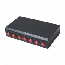 Ssw7lv2 Epcom Industrial Switchera Con 7 Interruptores Para