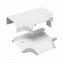 T70tiw Panduit Accesorio En T Para Uso Con Canaleta T70 Ma