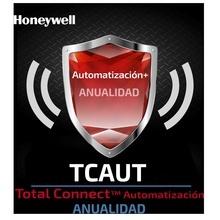 Tcaut Honeywell Servicio Anual Para Automatizacion Desde App