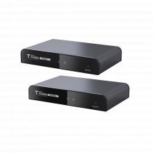 Tt383pro Epcom Titanium Kit Extensor HDMI De 120 Metros Con