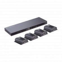 Tt744 Epcom Titanium Distribuidor De Video Matricial 4X4 En