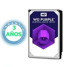 TVM110063 WESTERN DIGITAL WESTERN WD101PURP- Disco duro 10 T